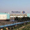 "<div><b>Carrefour</b>, Lebak Bulus, South Jakarta</div><div style=""font-weight: normal;"">2-floor reinforced concrete building</div>"