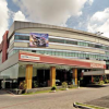 "<div><b>Daihatsu Showroom</b>, Jakarta</div><div style=""font-weight: normal;"">5-floor office building & 5-floor parking building</div>"