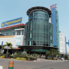 "<div><b>Metro Trade Centre</b>, Bandung </div><div style=""font-weight: normal;"">Reinforced concrete building, 5 floors & 1-layer basement</div>"