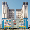 "<div><b>Poins Square</b>, South Jakarta</div><div style=""font-weight: normal;"">Reinforced concrete building with raft foundation,</div><div style=""font-weight: normal;"">4-floor podium (shopping mall) & 2 apartment towers with</div><div style=""font-weight: normal;"">22 floors on top of 4-layer basement</div>"