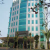 "<div><b>Puri Kencana</b>, West Jakarta</div><div style=""font-weight: normal;"">Reinforced concrete building, 8 floors with 1-layer semibasement</div>"